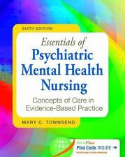 Essentials of Psychiatric Mental Health Nursing 6th Edition Textbook by Townsend