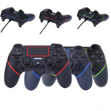 Dualshock Wired Wireless Controller Gamepad Console for PS4 PlayStation 4