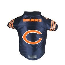 Chicago Bears NFL Little Earth Production Dog Pet Premium Jersey Sizes XS-XL