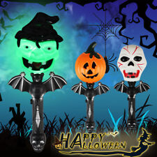 Halloween Flashing Magic Wand LED Light Up Glow Wand Glow Stick Halloween Toy
