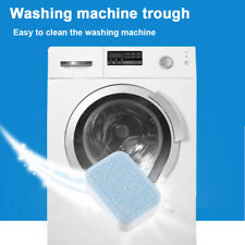 1/5/10/50X  Washer Cleaner Tablets Concentrated Detergent for Washing Machine
