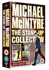 Michael McIntyre - The Stand Up Collection (DVD, 2010, 3-Disc Set, Box-set)