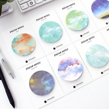 Natural Dream Adhesive Sticky Notes Series Self Memo Pad School Office Supply