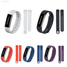 69A4 SiliconeReplacementSmartWatchStrapSoft Wristband Band For Fitbit Alta HR