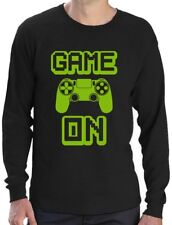 Game On - Perfect Gift For Gamers - Gaming Gamer Long Sleeve T-Shirt Video Game