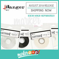 Ranger Letter It Double Sided Adhesive Collection