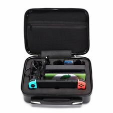 Large Space Protective Storage Hard Case Carrying Bag For Nintendo Switch NEW