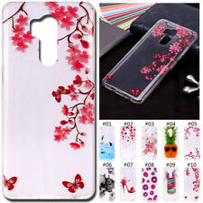 Shockproof TPU Silicone Soft Cover Case Rubber Protective Skin Back For LG Phone