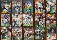 You Choose Beckett Football Card Monthly Magazine Price Guides 1990-1995