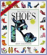 2019 365 Days of Shoes Picture-A-Day Wall Calendar - 9781523503315