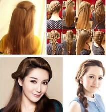 Quick Hair Braider Fashion Women French Styling Tool Sponge Hair Accessory
