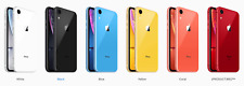 Apple iPhone XR 64GB/128GB/256GB (GSM + CDMA) - Any Color - Factory Unlocked