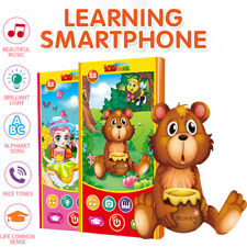 Baby Phone Toys Music Toddler Phone Early Educational Learning Toy Kid Best Gift