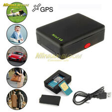 GF-07 A8 Mini Time Car GSM GPRS GPS Global Locator Real Tracking Tracker Braw