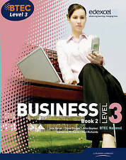 BTEC Level 3 National Business Student Book 2 by Catherine Richards, John Bevan,