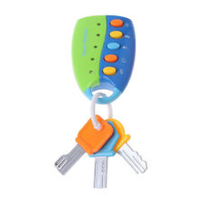 Baby Early  Educational Toys  Remote Control Car Key Simulation Key Toy