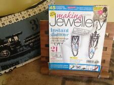 Vintage Magazines: CRAFT: BEADING MAKING JEWELLERY INSTANT GLAMOUR 21 DESIGNS