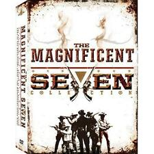 The Magnificent Seven 3-Pack (DVD, 2009, 3-Disc Set) Ride, Guns, Return Of Mag 7