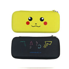 Pokemon Travel Carrying Case Hard Bag For Nintendo Switch Console Joy-Con Cover