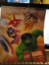 Game Informer Magazine Back Issue 238 Lego Marvel Super Heroes