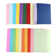 10x Colorful Folding Double Sided Sheets Origami Paper Handmade Crane Crafts
