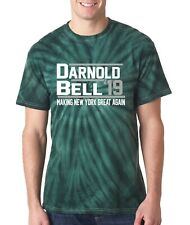 Tie-Dye Sam Darnold Le'Veon Bell Leveon New York Jets 2019 T-Shirt