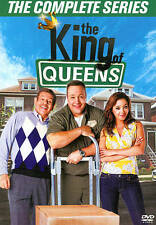 KING OF QUEENS COMPLETE SERIES 27 DISC DVD SET BRAND NEW!