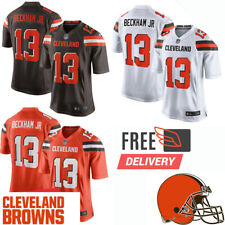 🔥 NEW🔥 ODELL BECKHAM JR #13 Giants Stitched Limited jersey DF Colors 2019
