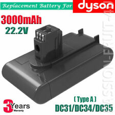 Li-ion Battery For Dyson Vacuum Cleaner DC31 DC34 DC35 DC44 DC45 Animal Type A/B