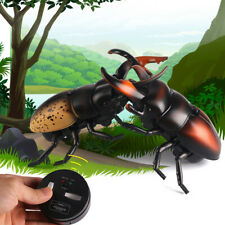 Children Tricky Toys Infrared Induction Electric Remote Control Beetle Toy Fun