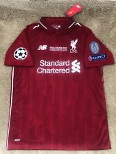 2018/19 Liverpool FC Home Kit - UEFA Champions League Final - Limited Edition