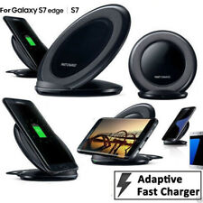 Qi Wireless Fast Charger Charging Pad Stand Dock for Samsung Galaxy Note8 S10 S9