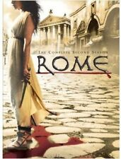 Rome - The Complete Second Season (DVD, 2013, 5-Disc Set) New Seald Slimmer Case