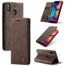 For Samsung Galaxy S10 S9 S8 Note Plus A50 Luxury Leather Flip Wallet Case Cover