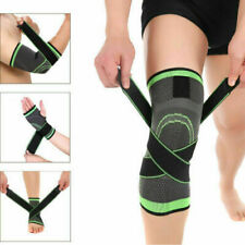 3D Compression Sleeve Wrist/Elbow/Knee/Ankle Support Brace Strap sport Protector