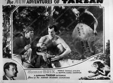 9057-11 Bruce Bennett serial film The New Adventures of Tarzan 9057-11 9057-11