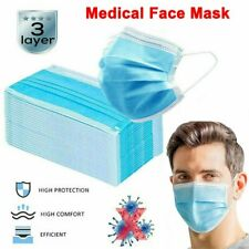 10/20/50PCS*  DISPOSABLE SURGICAL EARLOOP FACE SALON DUST