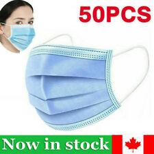 20/50Pcs Outdoor Protective Face Roof Mouth Cover Respirator Protection Masks,