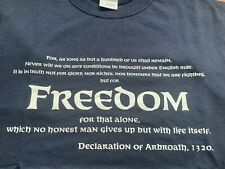 SCOTTISH FREEDOM DECLARATION OF ARBROATH SCOTLAND SCOTS