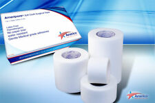 """Soft Cloth Surgical Tape: ONE ROLL: 1"""", 2"""", 4"""", 6""""x10yd(Americo)"""