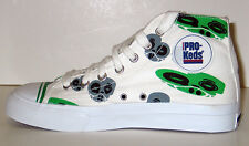 Pro Keds Rare Limited Edition Print Hi Top Sneakers Shoes mn Size 8 wm 9.5