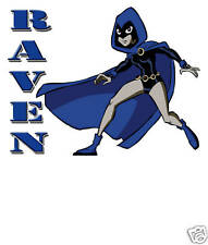 Teen Titans T-shirt  Raven / Starfire Child size shirt