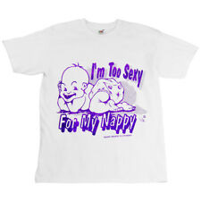 Kids T-shirt I'm Too Sexy For My Nappy