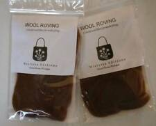 2 packs Wool Roving for Needle Felting 1/5 oz Select Colors #2