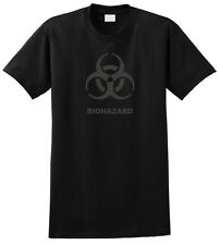 BIOHAZARD Grunge Punk Cool Fun Toxic  T-shirt
