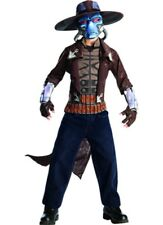 Boys Child STAR WARS CLONE WARS Deluxe Cad Bane Costume