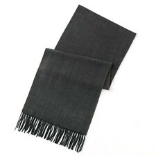 Dockers Men's Gray Fleece-like Textured Scarf~NWT~$28