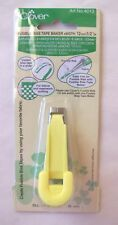 Clover FUSIBLE Bias Tape Maker OR Tape Select Size