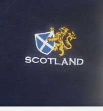 SCOTLAND SCOTTISH SCOTS  SALTIRE LION RAMPANT  T-SHIRT