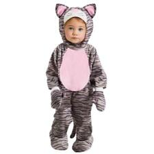 Infant Toddler Little Stripe Kitten Kitty Cat Costume